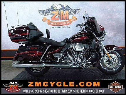 2013 Harley-Davidson CVO for sale 200438591