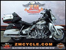 2013 Harley-Davidson CVO for sale 200438782