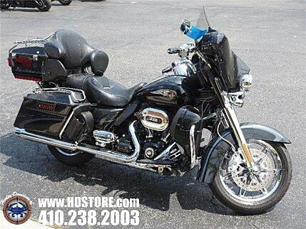 2013 Harley-Davidson CVO for sale 200571423