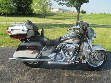 2013 Harley-Davidson CVO for sale 200590688