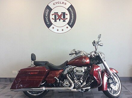 2013 Harley-Davidson CVO for sale 200615978