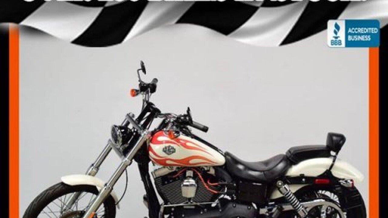 2013 Harley-Davidson Dyna for sale 200449651