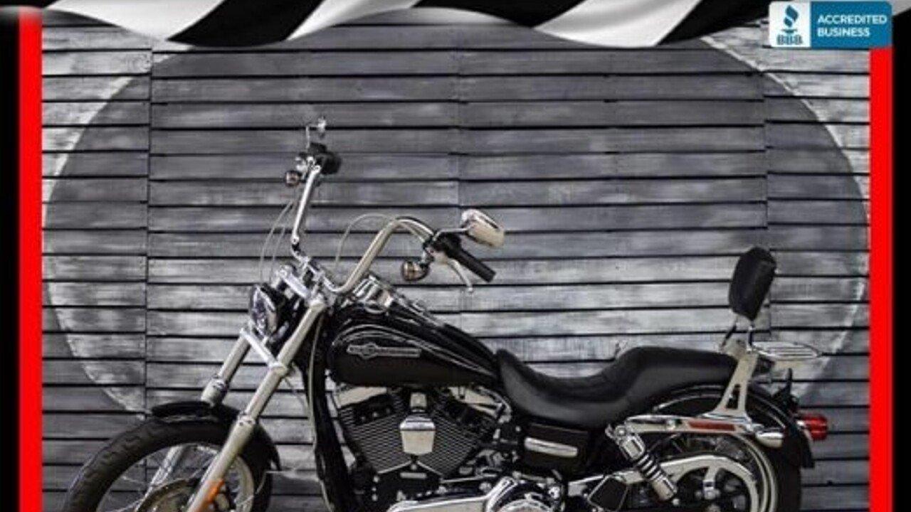 2013 Harley-Davidson Dyna for sale 200523074