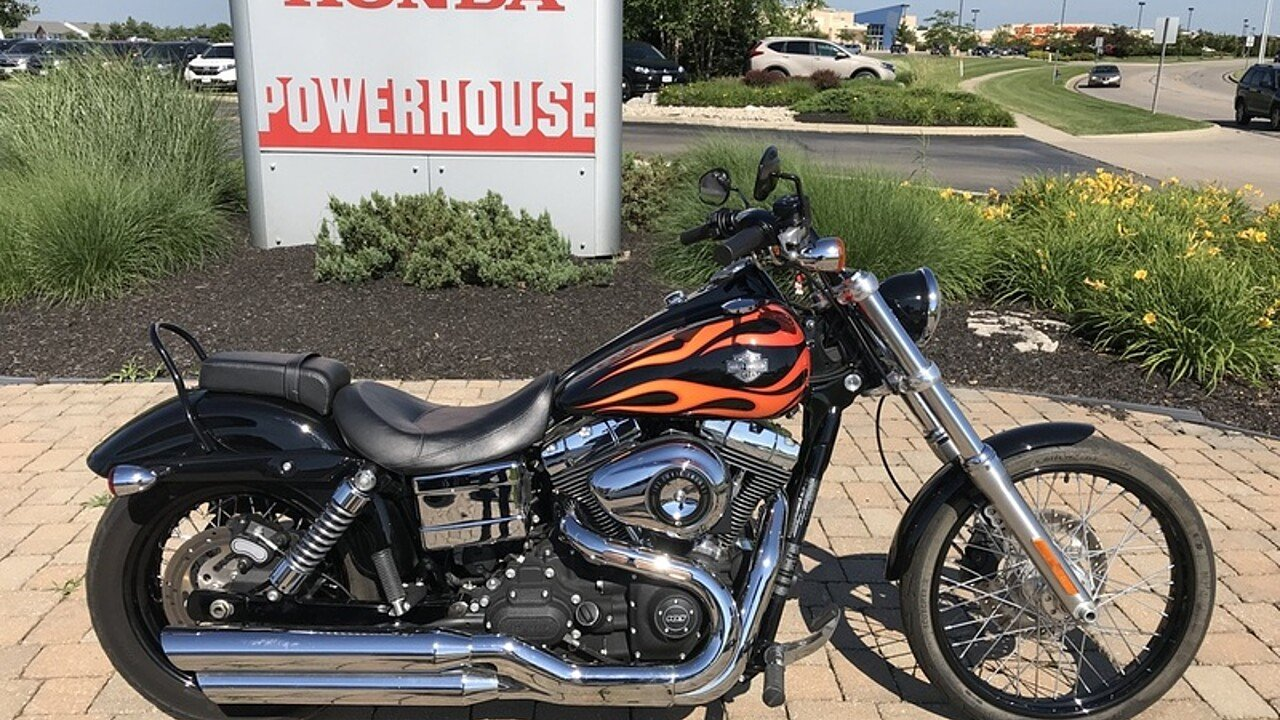 2013 Harley-Davidson Dyna for sale 200581790