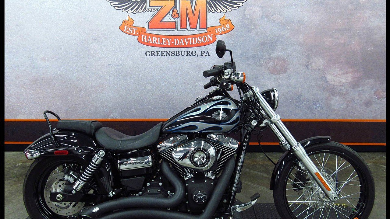 2013 Harley-Davidson Dyna for sale 200594861