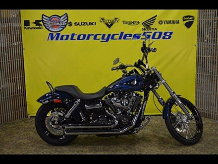 2013 Harley-Davidson Dyna for sale 200508372