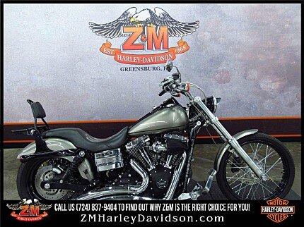 2013 Harley-Davidson Dyna for sale 200622677