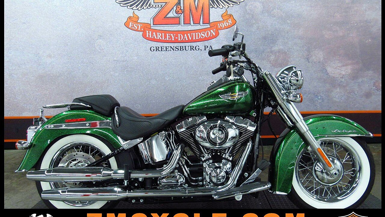 2013 Harley-Davidson Softail for sale 200483017