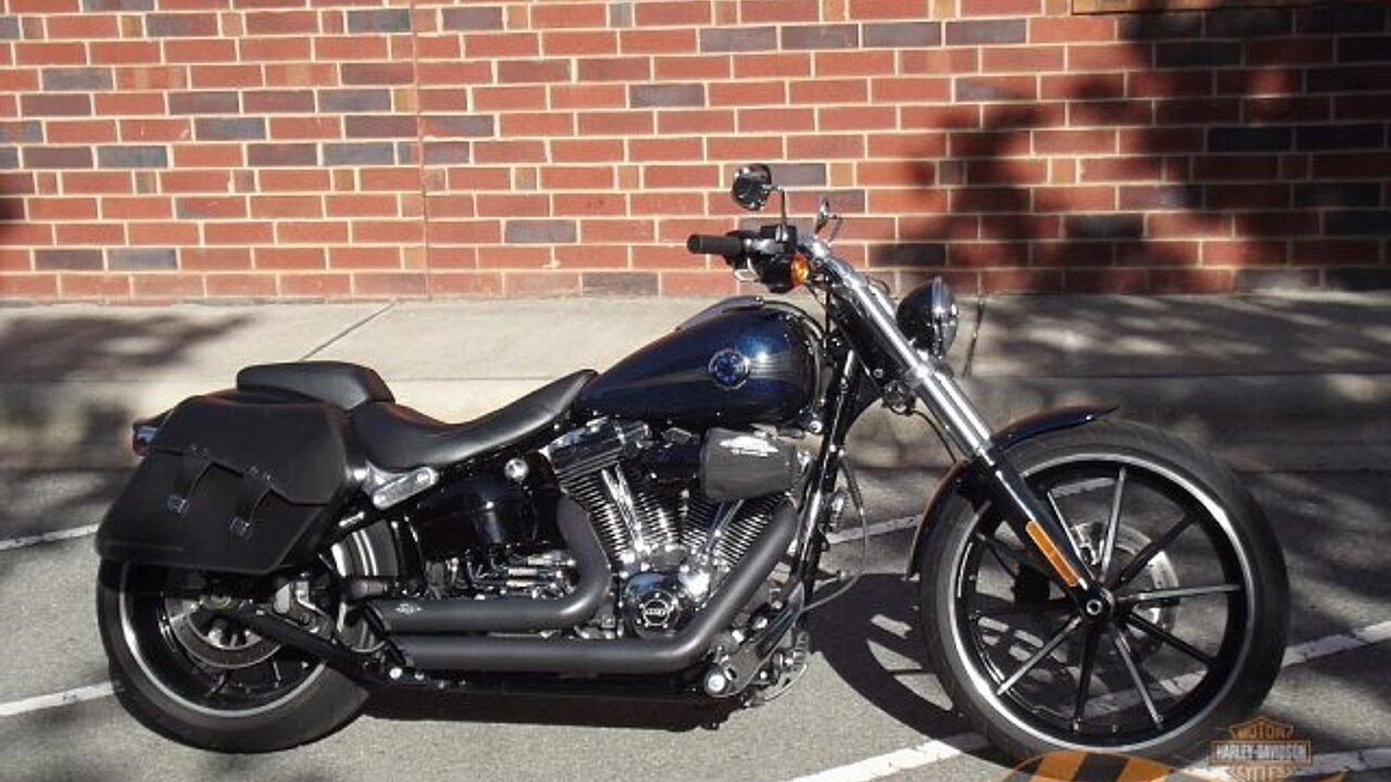 2013 Harley-Davidson Softail for sale 200486669