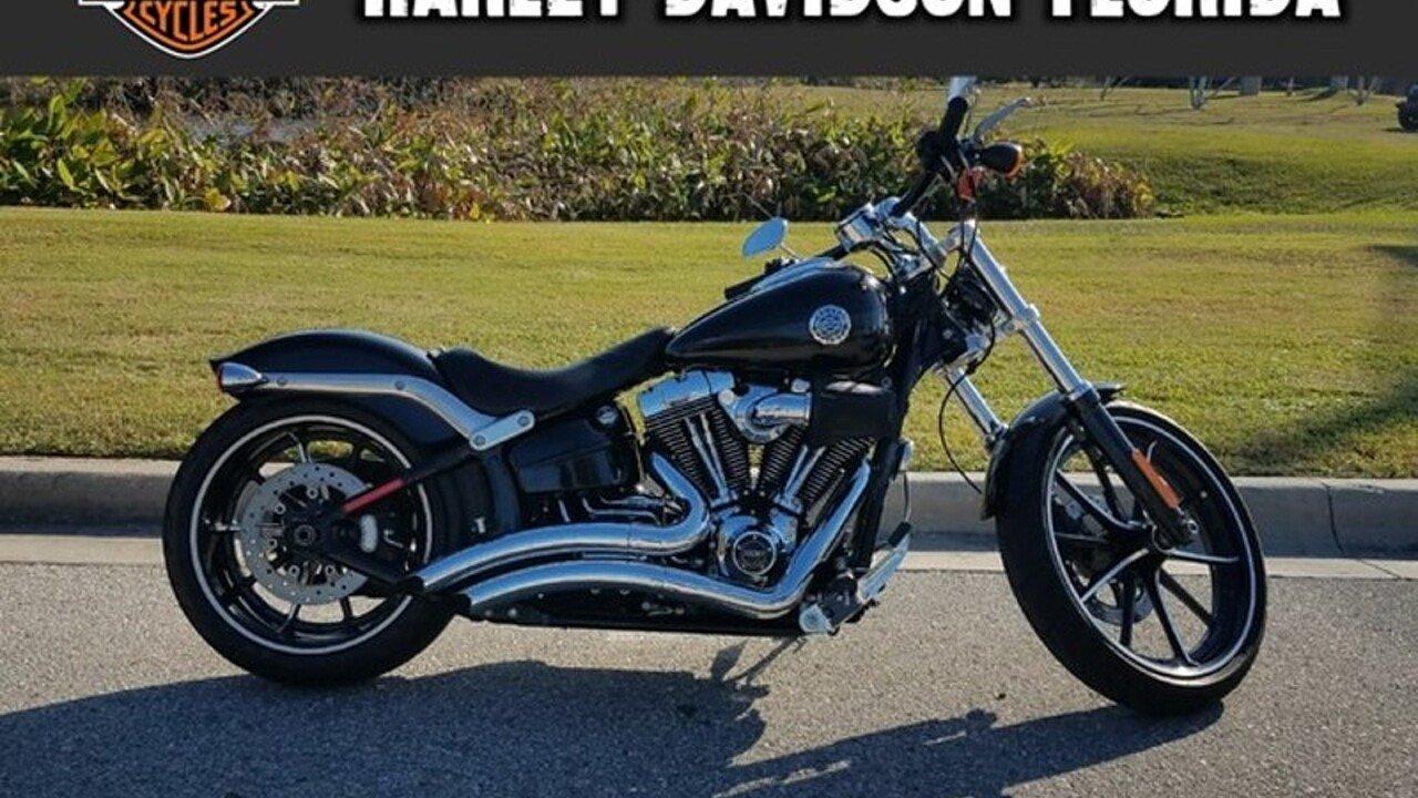 2013 Harley-Davidson Softail for sale 200525921