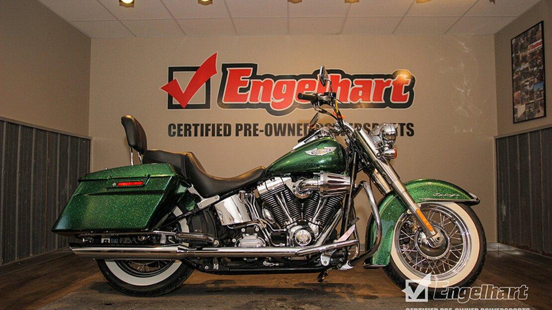 2013 Harley-Davidson Softail for sale 200582044