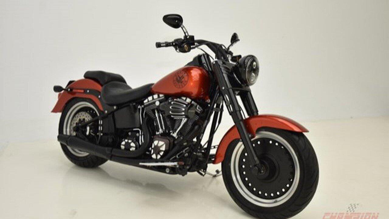 2013 Harley-Davidson Softail for sale 200582408