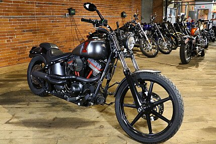 2013 Harley-Davidson Softail Blackline for sale 200575795