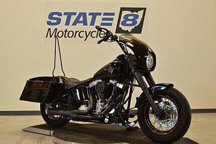2013 Harley-Davidson Softail Slim for sale 200634642