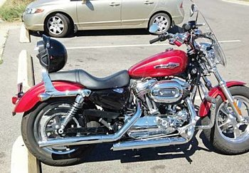 2013 Harley-Davidson Sportster for sale 200416749