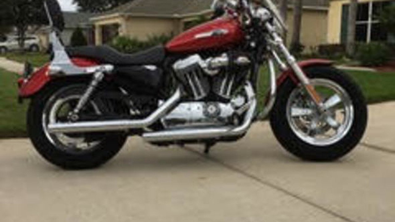 2013 Harley-Davidson Sportster for sale 200420035
