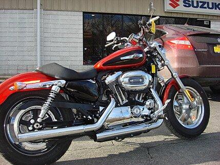 2013 Harley-Davidson Sportster for sale 200507948