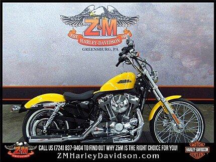 2013 Harley-Davidson Sportster for sale 200606103
