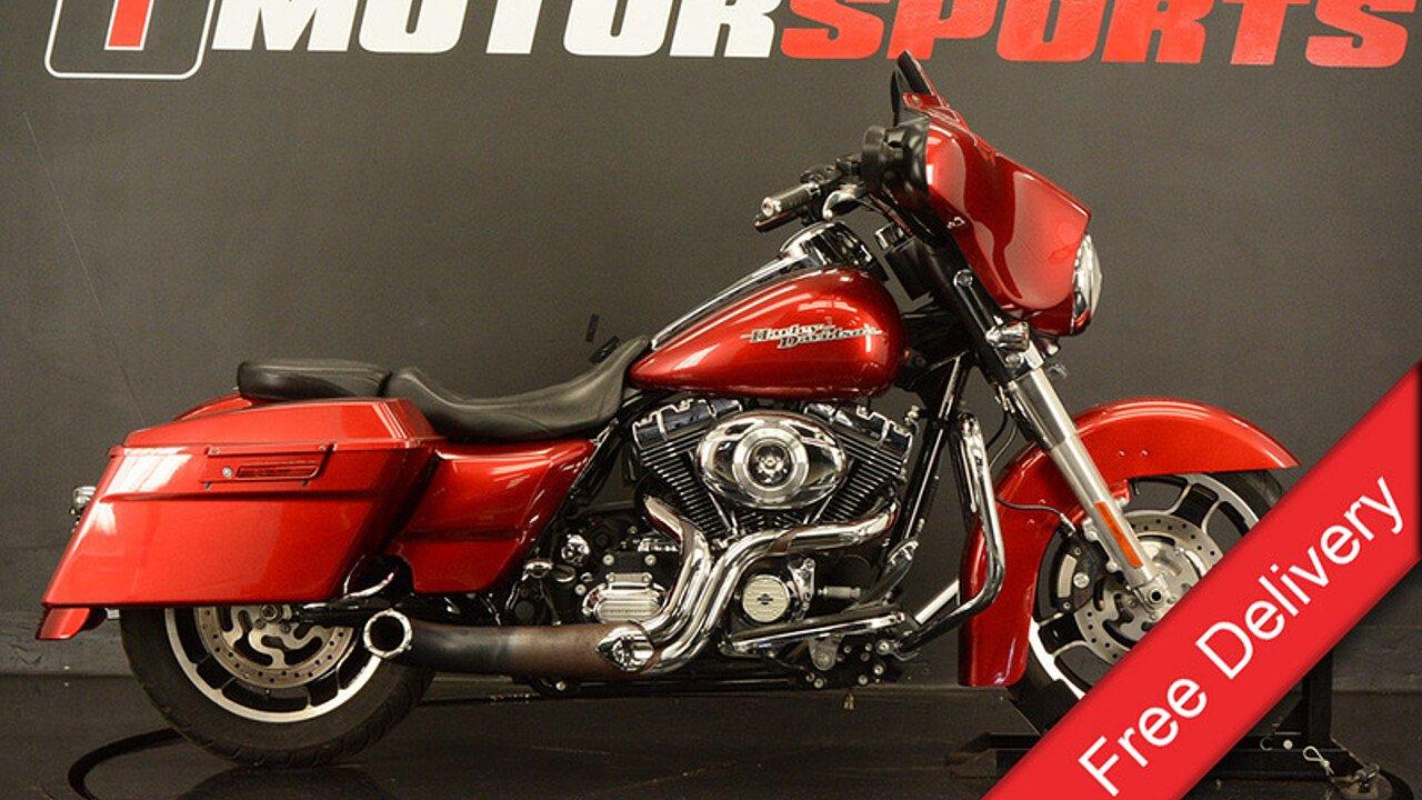 2013 Harley-Davidson Touring for sale 200465097
