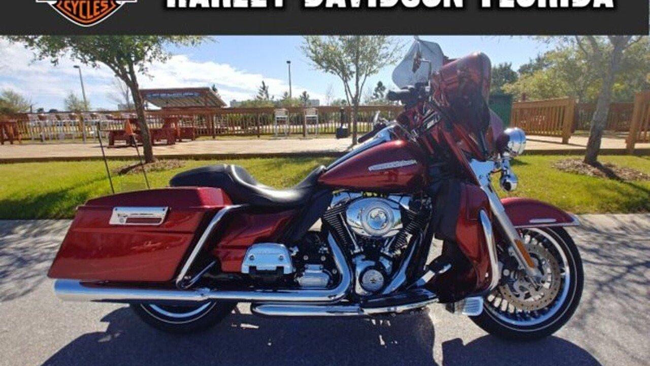 2013 Harley-Davidson Touring for sale 200546660