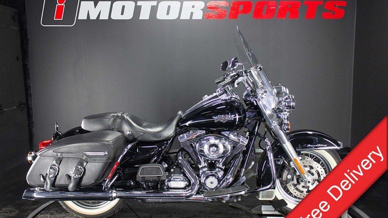 2013 Harley-Davidson Touring for sale 200580650