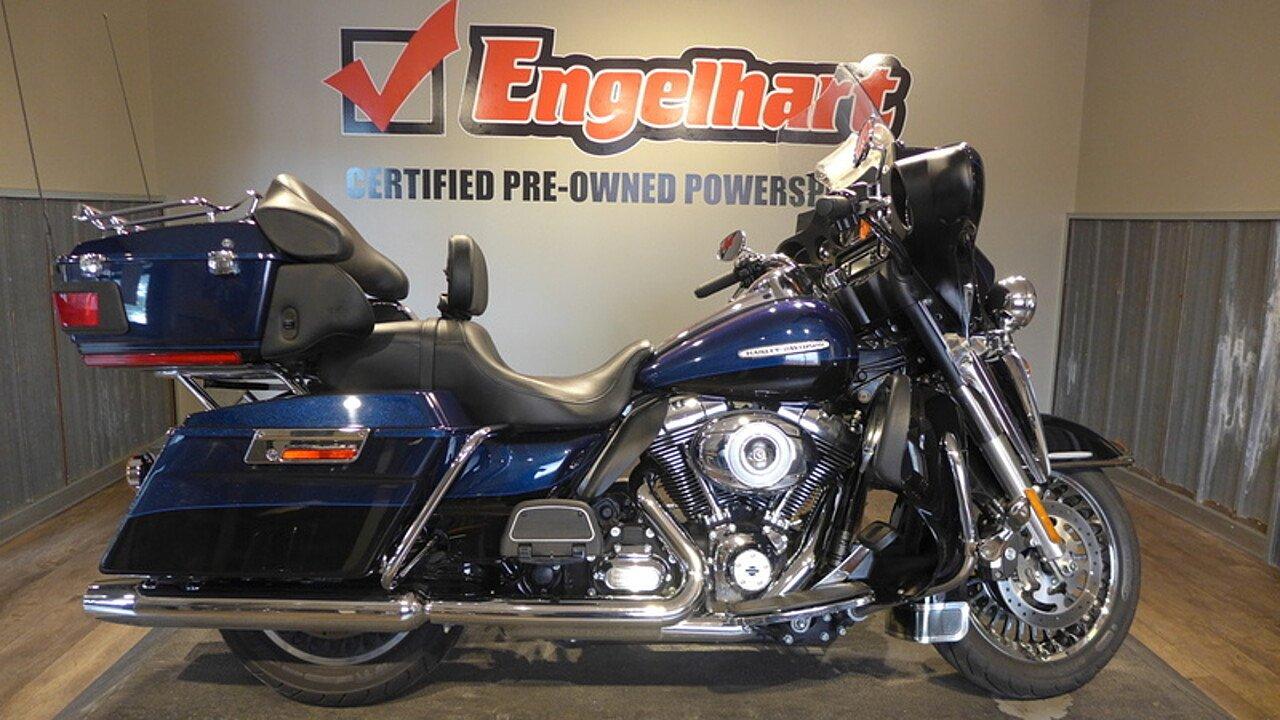 2013 Harley-Davidson Touring for sale 200582051