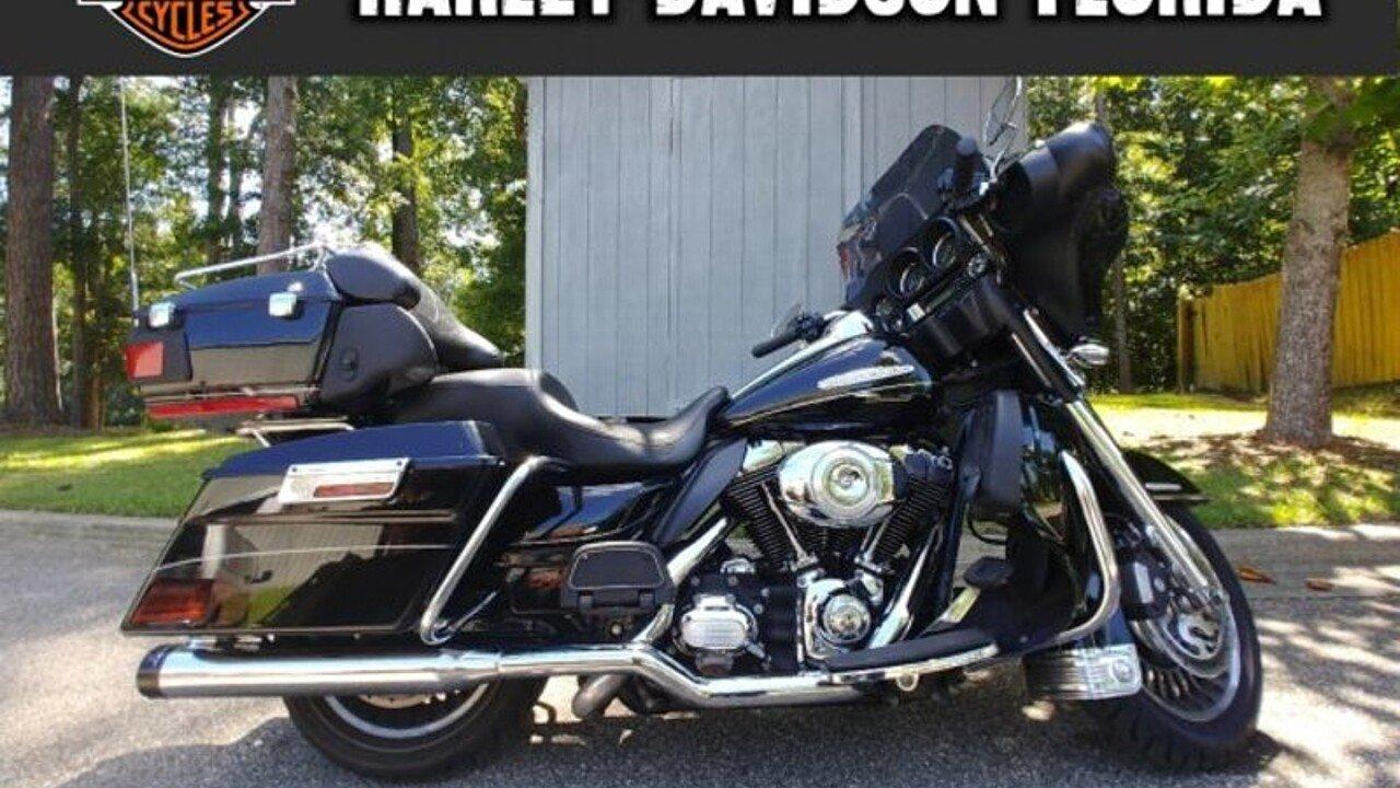 2013 Harley-Davidson Touring for sale 200594035