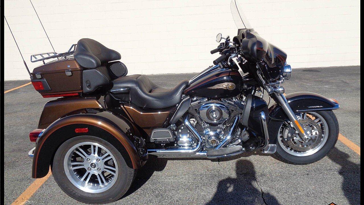 2013 Harley-Davidson Trike for sale 200526394