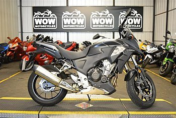 2013 Honda CB500X for sale 200498650