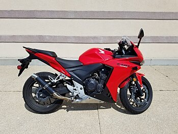 2013 Honda CBR500R for sale 200603911