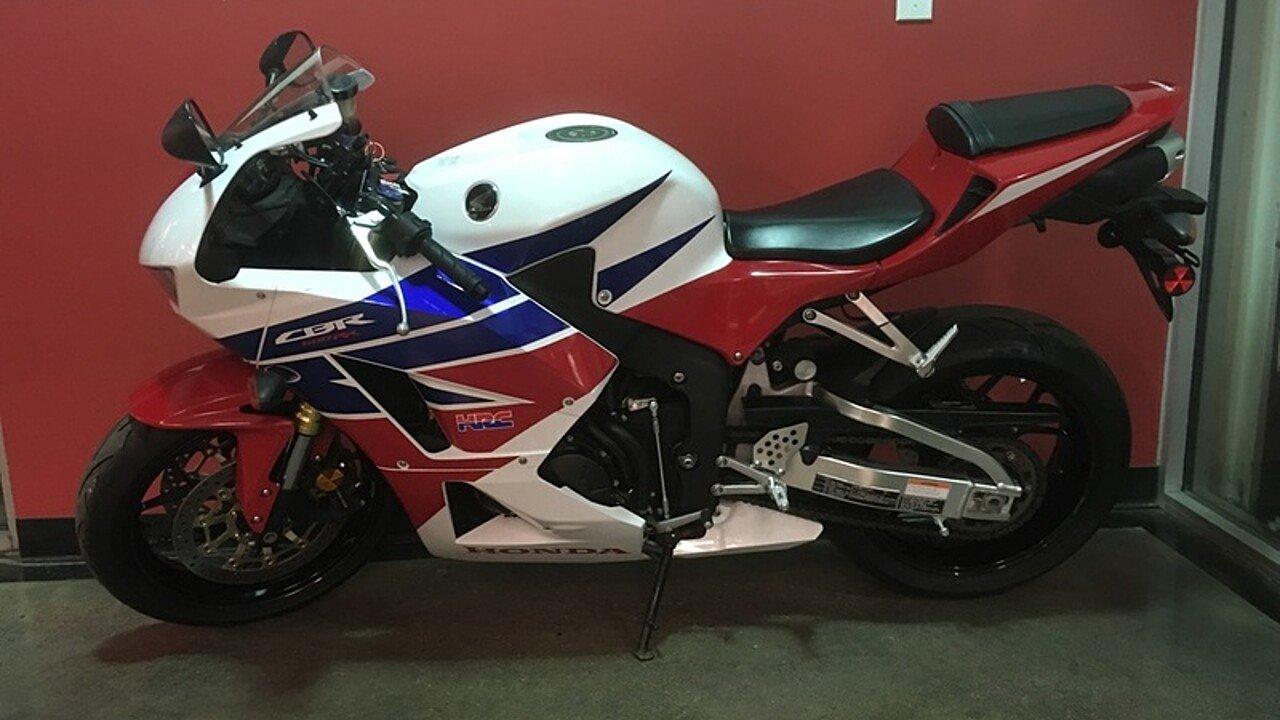 2013 Honda CBR600RR for sale 200452876