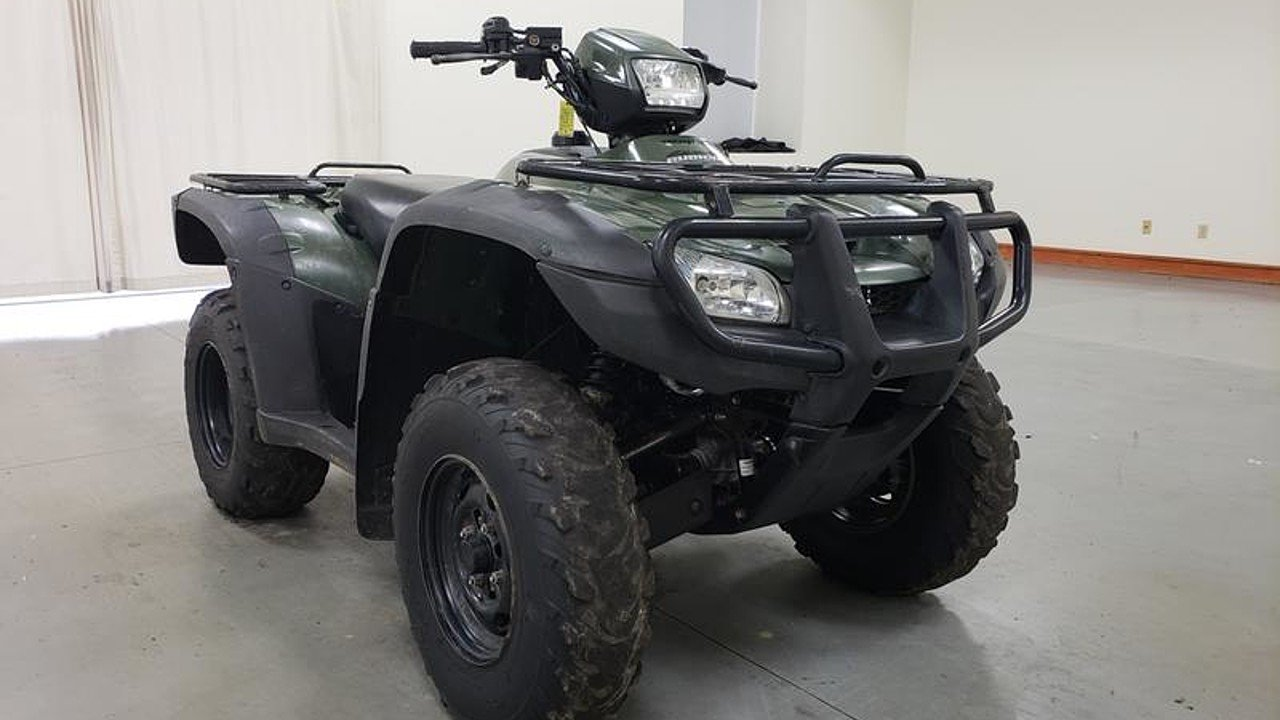 2013 Honda FourTrax Foreman Rubicon for sale 200624101
