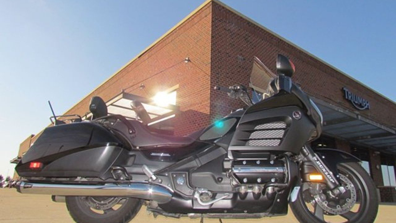 2013 Honda Gold Wing for sale 200544819