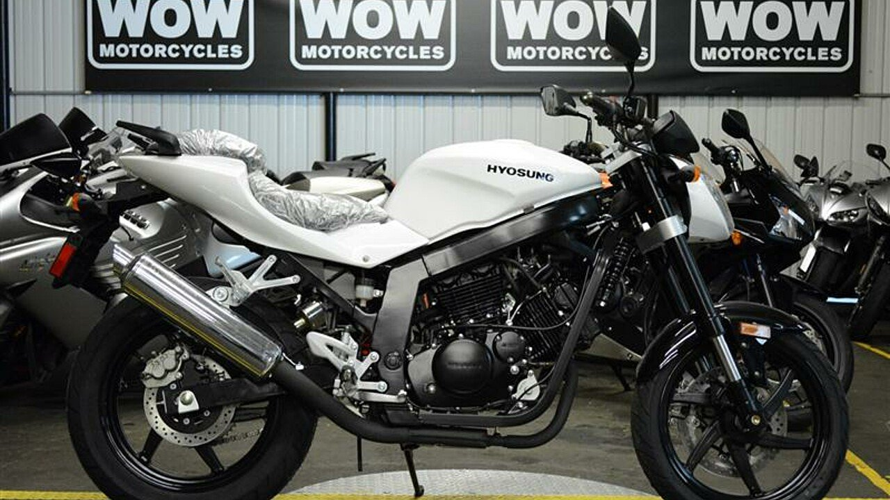 2013 Hyosung GT250 for sale 200479301
