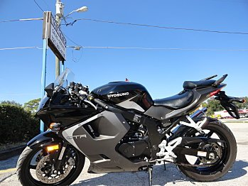 2013 Hyosung GT250R for sale 200402058