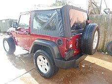 2013 Jeep Wrangler 4WD Sport for sale 100290196