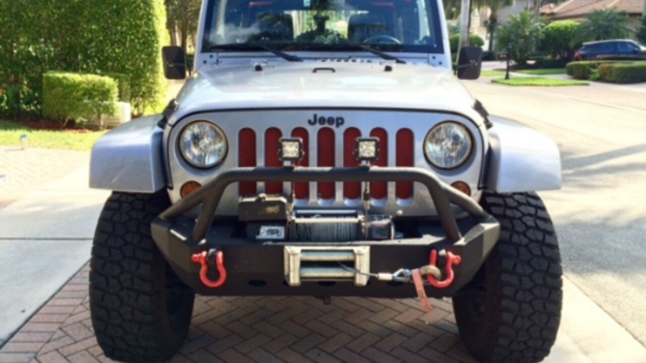 2013 Jeep Wrangler 4WD Unlimited Sahara for sale 100752530