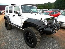 2013 Jeep Wrangler 4WD Unlimited Sahara for sale 100752565