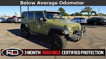 2013 Jeep Wrangler 4WD Unlimited Rubicon for sale 100840489