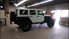 2013 Jeep Wrangler 4WD Unlimited Sahara for sale 100768004