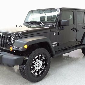 2013 Jeep Wrangler 4WD Unlimited Sport for sale 100882546