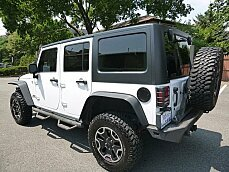 2013 Jeep Wrangler 4WD Unlimited Sport for sale 100883077