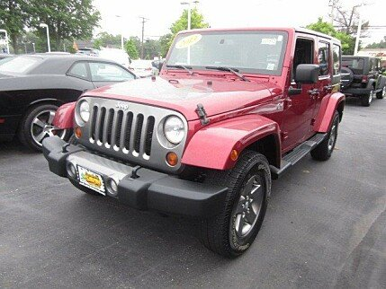 2013 Jeep Wrangler 4WD Unlimited Sport for sale 100884539