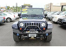 2013 Jeep Wrangler 4WD Unlimited Sahara for sale 100891739