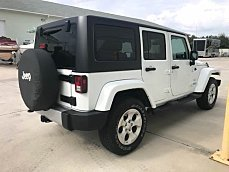 2013 Jeep Wrangler 4WD Unlimited Sahara for sale 100903894