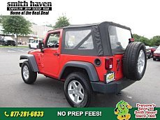 2013 Jeep Wrangler 4WD Sport for sale 100909435