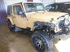 2013 Jeep Wrangler 4WD Unlimited Sahara for sale 100912936