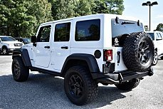 2013 Jeep Wrangler 4WD Unlimited Sahara for sale 100912987
