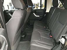 2013 Jeep Wrangler 4WD Unlimited Sahara for sale 100916127