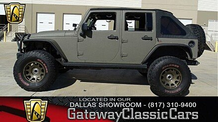 2013 Jeep Wrangler 4WD Unlimited Rubicon for sale 100923264
